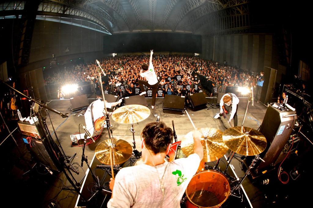 JAPAHARINET「シンガとロング」TOUR @ 松山Double-u Studio | 松山市 | 愛媛県 | 日本